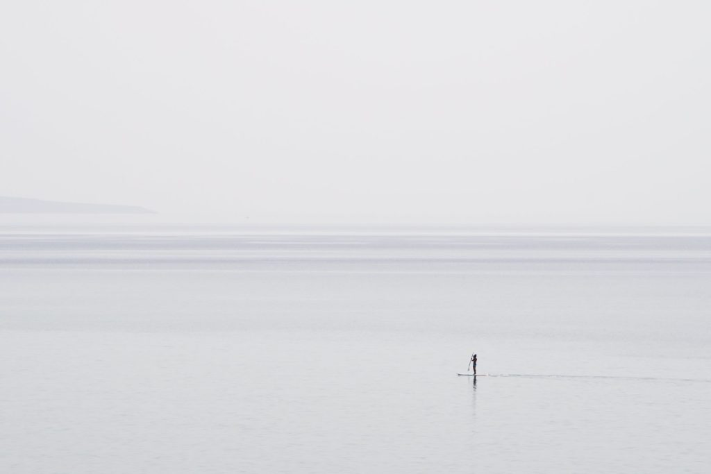 minimalism and anxiety